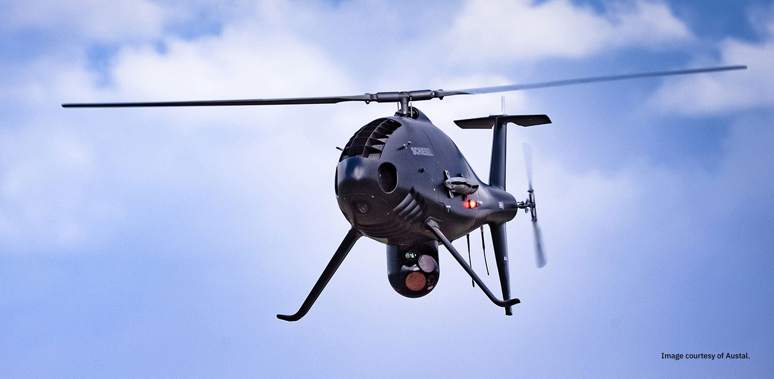 The CAMCOPTER® S-100