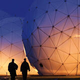 Metal Space Frame Radomes